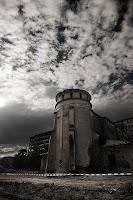 Torre de l'aigua del Sanatoi de Terrassa. Autor fotografia: Wamba