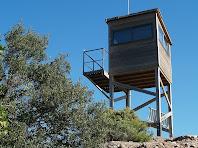Torre de guaita del Turó de la Mamella