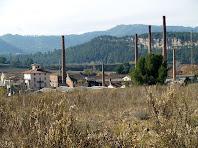 La Fàbrica de Claret o els Carburs