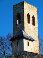 Campanar i comunidor de Sant Esteve de Palaudàries