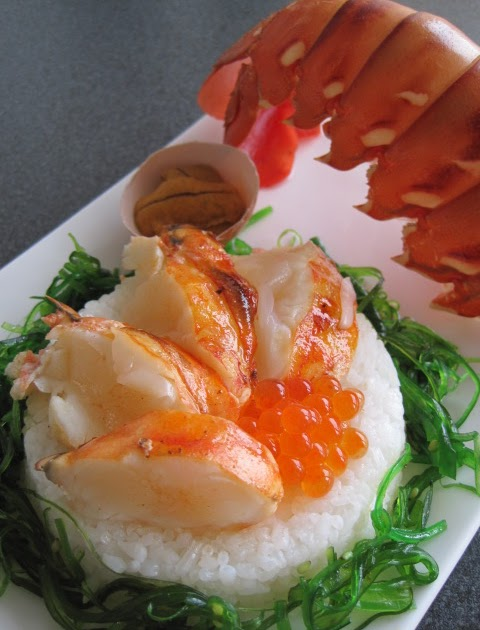 Kiki's Midnight Bakery: Pan-fried lobster tail in butter and black truffle infused oil
