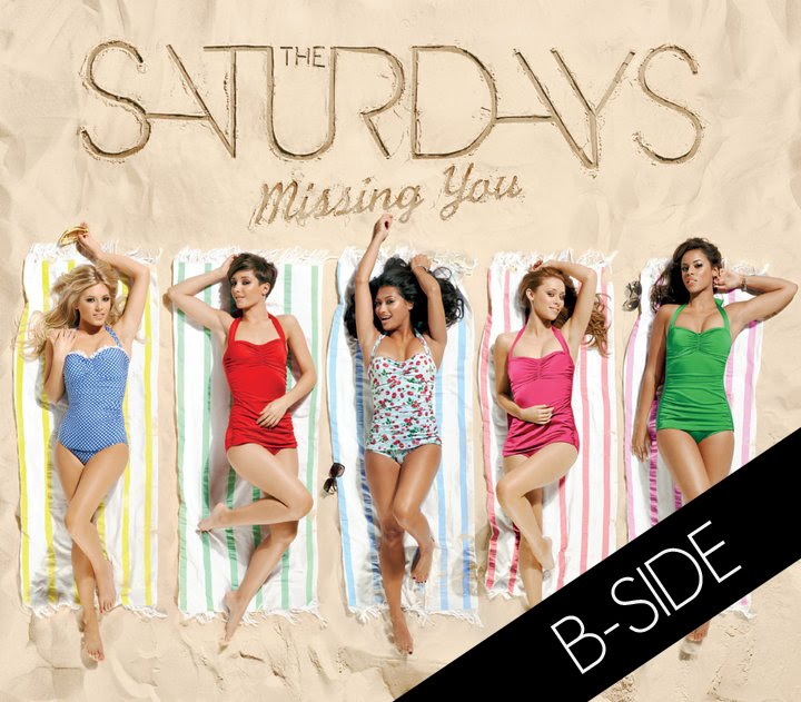 The Saturdays Ready To Rise