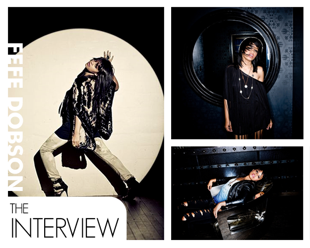 Fefe Dobson interview