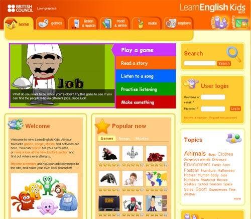 "AMPA ""EEI María Urrea"": Learn English Kids - photo#14"