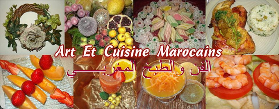 et cuisine marocains