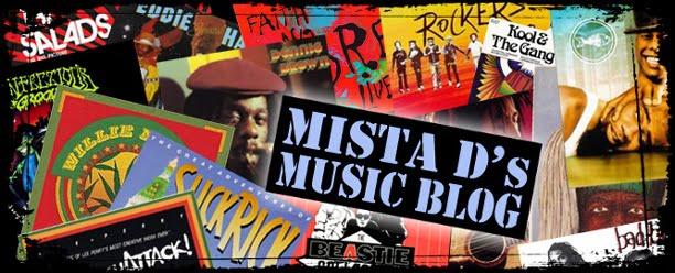 Mista D's Music Blog