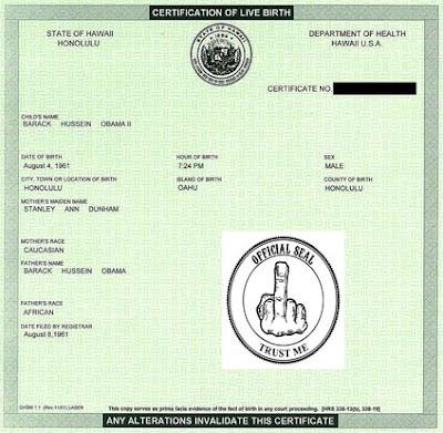 obama birth certificate Congress:  DEMAND that Birth Certificate!