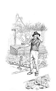 The gardener's lamentations.