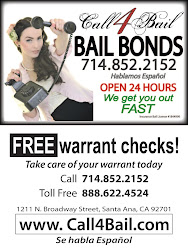 Free Warrant Check is Orange County, Los Angeles, Riverside