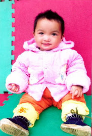 Tianna at 1 year old