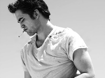 kristen stewart and robert pattinson photo shoot. hot Robert Pattinson looks all