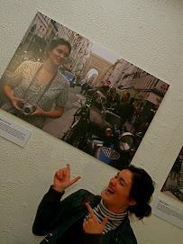Le Parisien parle de l'expo Diverses Cités