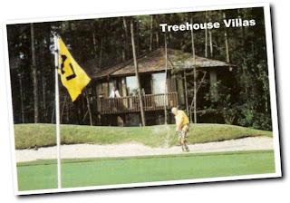 Lake Buena Vista Resort Community Treehouse Villas