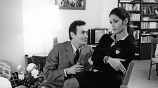 Jean-Louis Trintignant and Françoise Fabian, My Night With Maud