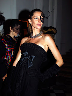 Gisele Bundchen, French Vogue's 90th anniversary party