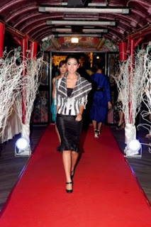 Kanchan Couture fashion show with Belvedere, Hong Kong 2009