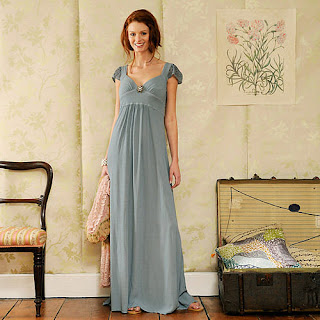 Anusha maxi-dress, Not on the High Street