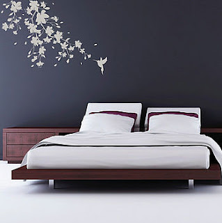 Sakura blossom wall sticker, Not on the High Street