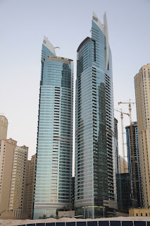 Financial district, Dubai