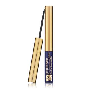 Estee Lauder's Zero smudge liquid eyeliner