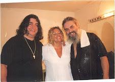 Con Luis Salinas Y Miguel Botafogo