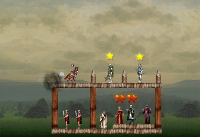 Flash Game Medieval Siege Master