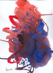 """""""Les tableaux s'expliquent d'eux-mêmes, ils proposent un monde où l'on n'a qu'à se plonger."""