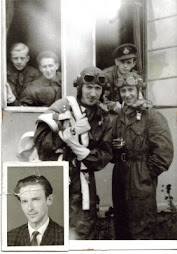 Dad in the Bristol University Air Squadron