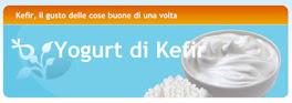 Il mio nuovo sito sul Kefir