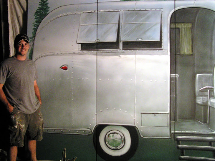 Philip and Franklin Move into their Fabulous Airstream