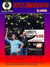 Revista Beatlemaniacos 15