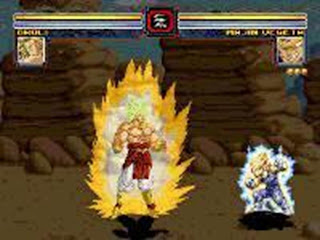 dragon ball mugen edition