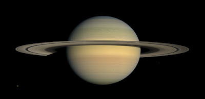 Beyond Our Planet - Planet Saturn -1