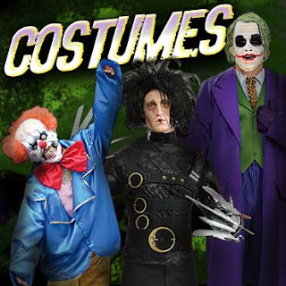 Costume Ideas for Scary Halloween