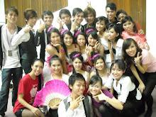 my dance family @ usm