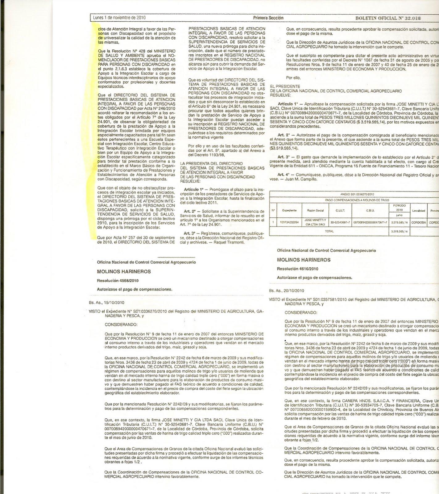 MUNDODESPACIO - Trastorno Generalizado Del Desarrollo (TGD): 2010