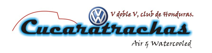 Cucaratrachas VW Club de Honduras