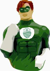 Lanterna Verde: novo mascote da Francana