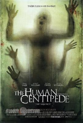 A Centopéia Humana   Legendado