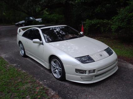 Nissan on The Nissan 300zx Is A Sports Car Produced By Nissan Performance Stats