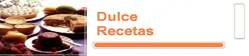Dulce Recetas