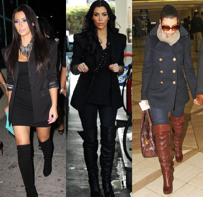 Kim Kardashian Style 10 30 10