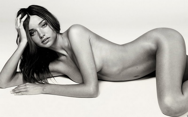 Miranda kerr naked