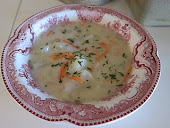 Grandma Matheny's Potato Soup