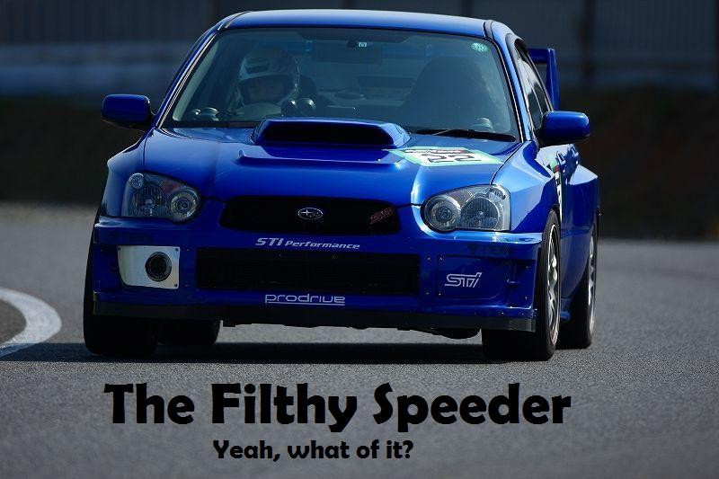 The Filthy Speeder