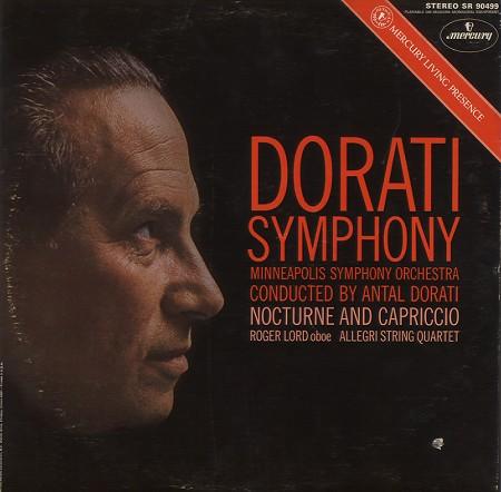 Antal Dorati compositeur Mercury+SR90499+Dorati+Symphony