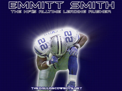 dallas cowboys emmitt smith wallpaper