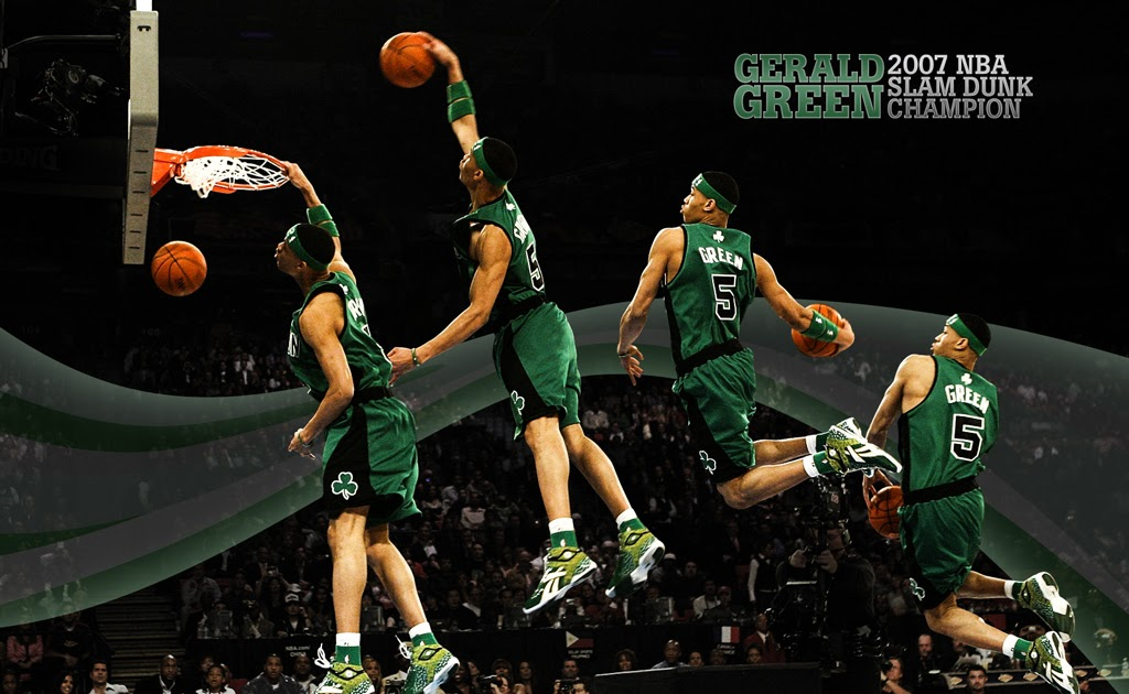 NBA Wallpapers: Boston Celtics - Gerald Green
