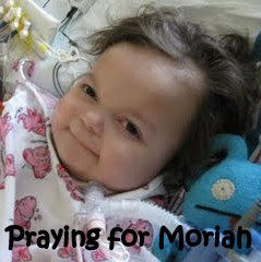 Praying for Moriah