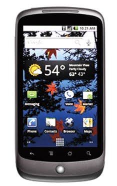 HTC Google Nexus One Reviews, Complete Specs, and Price